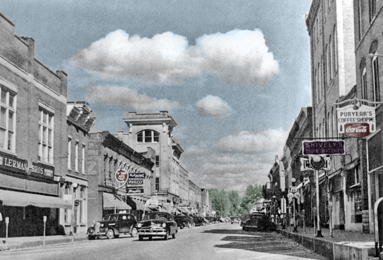 DowntownCampbellsville_colorized_1949