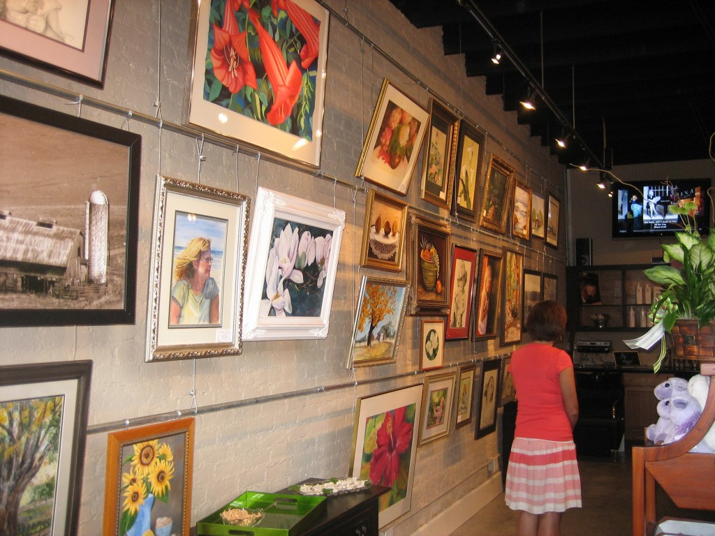 Gallery at The Green Room
